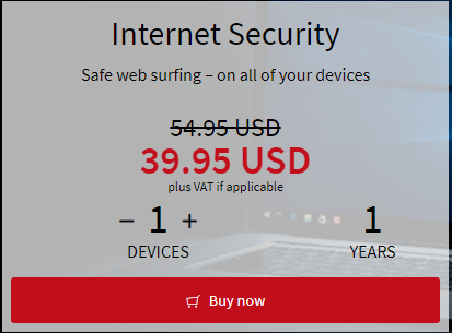 G DATA Internet Security Coupon