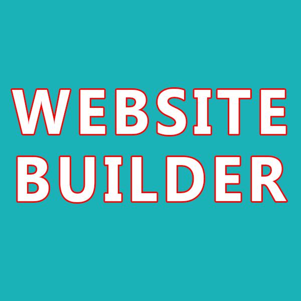 Website builder Coupon
